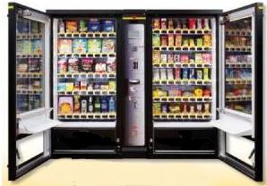 commercio apparecchi automatici