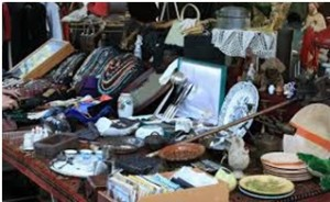 vendita di cose antiche e usate